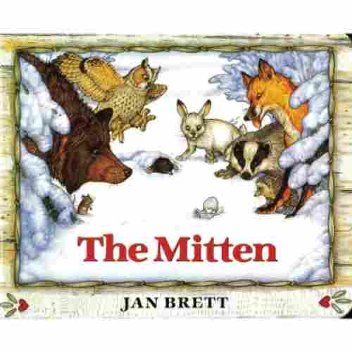 the mitten book for 2 year olds cover