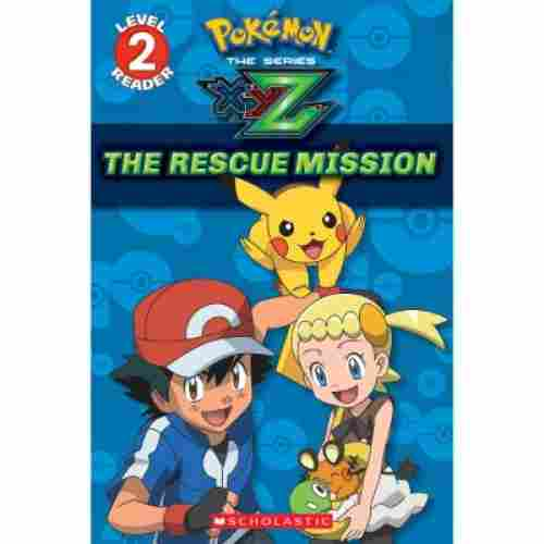 The Rescue Mission (Level 2 Reader)