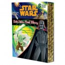 star wars little golden book library books for 5 year olds