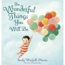 the wonderful things you will be book for 3 year olds cover