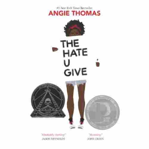 the hate you hive book for teens cover