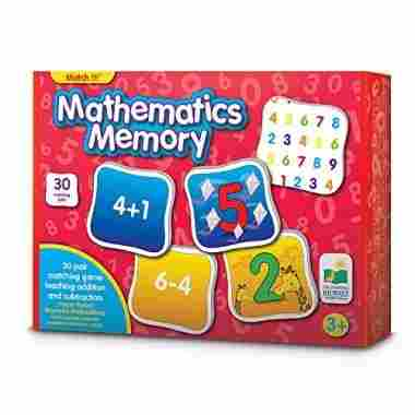Learn It Matching Memory Game!