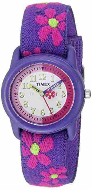 Timex Time Machines Fabric Strap Watch