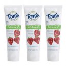 tom's of maine anticavity fluoride toddler toothpaste