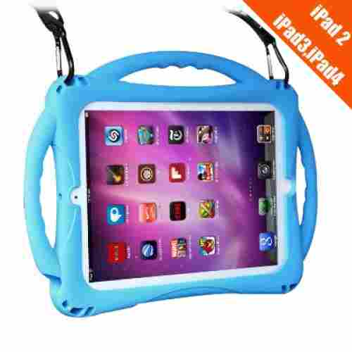 TopEsct Case For Kids Shockproof Silicone
