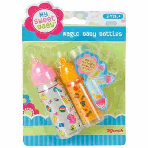 Toysmith My Sweet Magic Baby Bottles