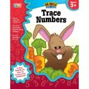 trace numbers educational book cover