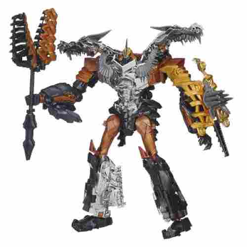 Age of Extinction Generations Leader Class Grimlock Figure
