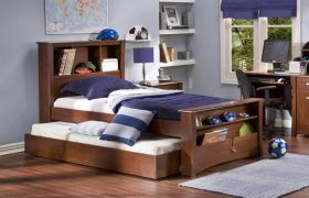 10 Best Trundle Beds for Kids & Toddlers Reviewed in 2020