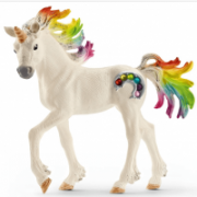 North America Rainbow Unicorn