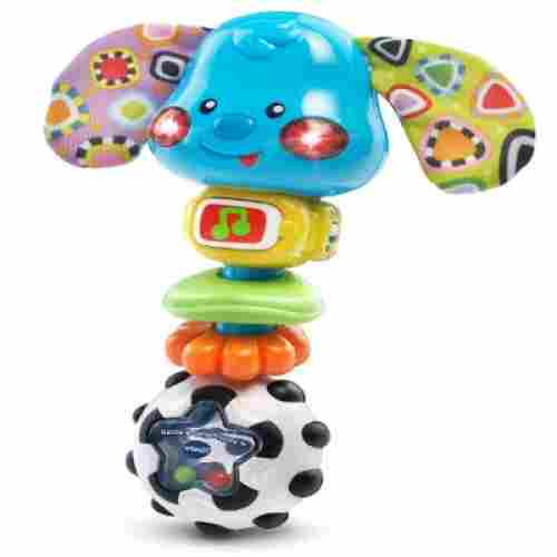 VTech Baby Rattle Sing Puppy