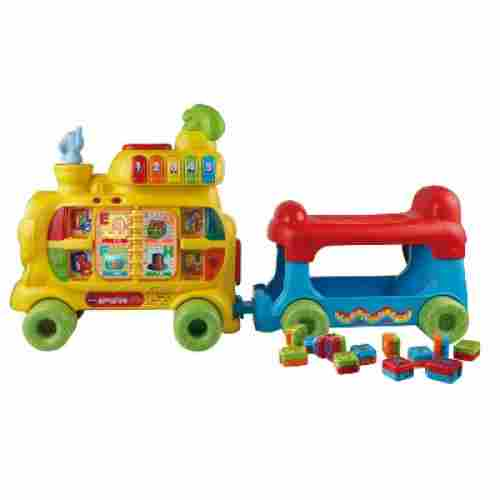 Alphabet Train toy