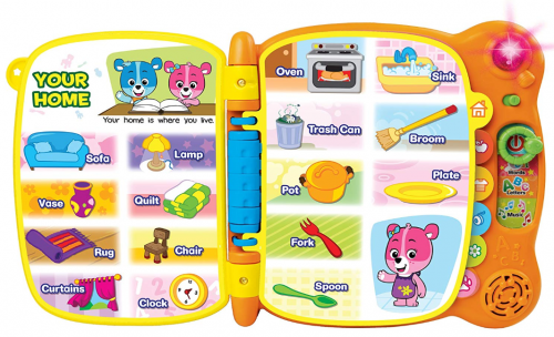 VTech Touch & Teach Book