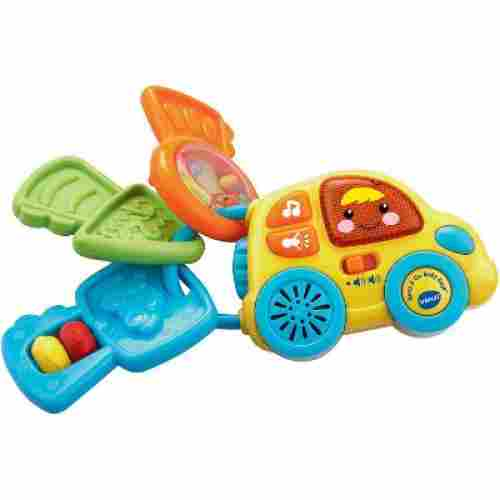 Toys for 3 Month Olds VTech Beep and Go Keys