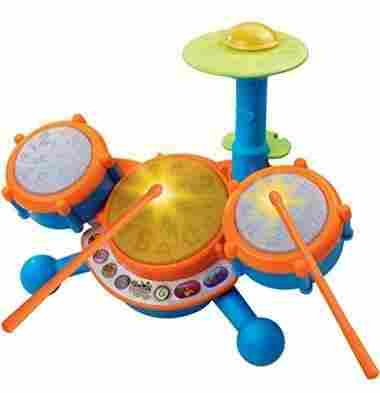 KidiBeats Kids Drum Set by VTech