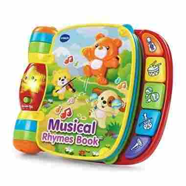 Musical Rhymes Book by VTech