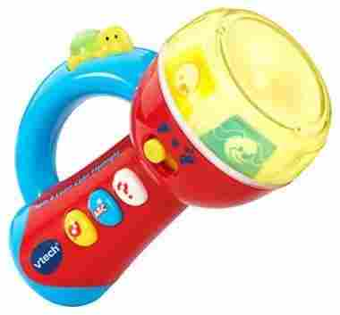 Spin and Learn Color Flashlight by VTech