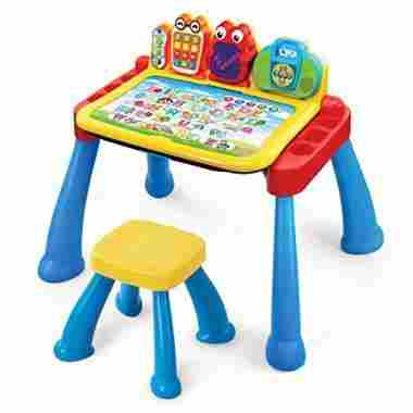 Touch and Learn Activity Desk