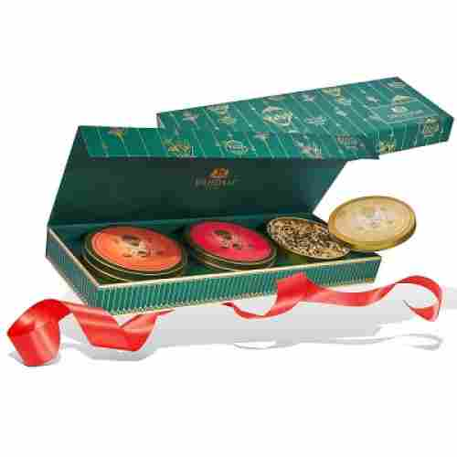 vahdam chai tea christmas gift for mom pack