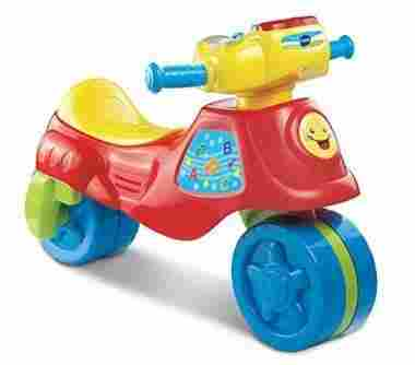 Vtech 2 In 1 Learn And Zoom Motor Bike
