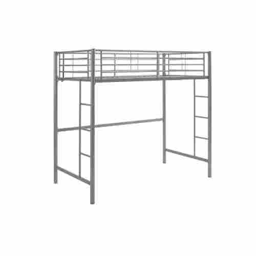 WE furniture twin metal bunk and loft bed for kids