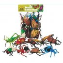 wild republic polybag insect 10 pieces bug toys