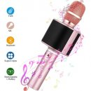 3-in-1 portable microphone kids karaoke machine