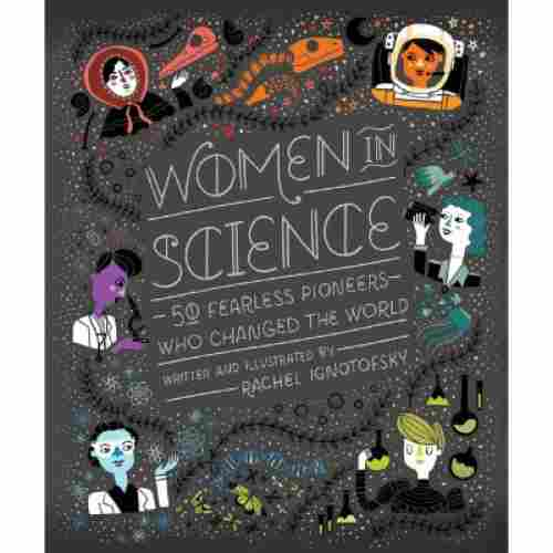 Women in Science: Pioneers Book