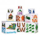 The Very Hungry Caterpillar Nesting Blocks