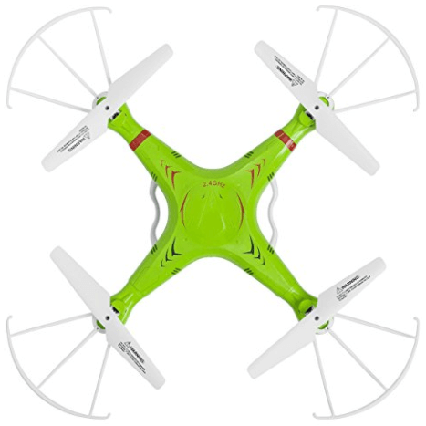X5C RC Quadcopter