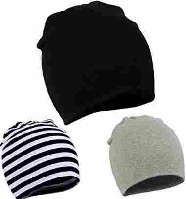 Soft Cute Knit Kids Beanies