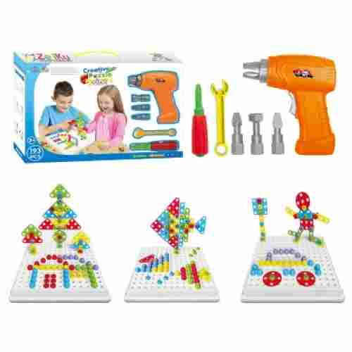 Zeliku Building Block Erector Set