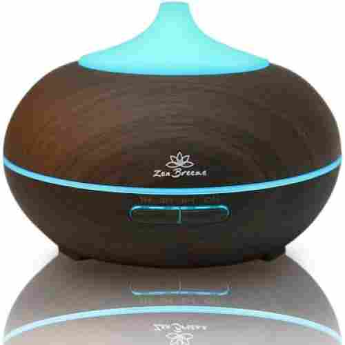 zen breeze essential oil diffuser christmas gift for mom