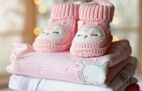 Tips for Cleaning Baby Clothes
