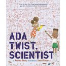 ada twist scientist book for 6 year olds cover