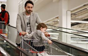 Tips for Going Shopping with Children