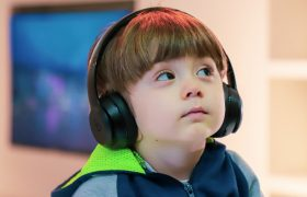 Introducing the Magic of Music to a Deaf Child