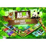 MasterPieces Animal Planet Explorer Opoly Jr.