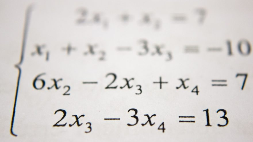 Here are 5 ways to make math fun for your children.