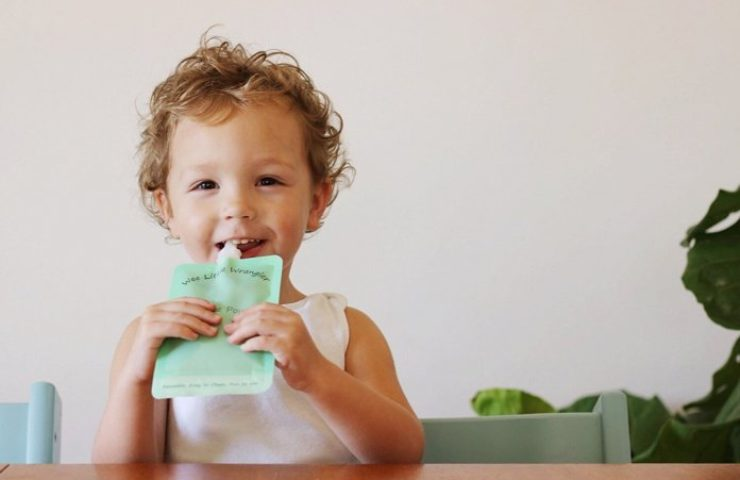 Reviewing Why Pouch-Style Baby Food is a Great Choice
