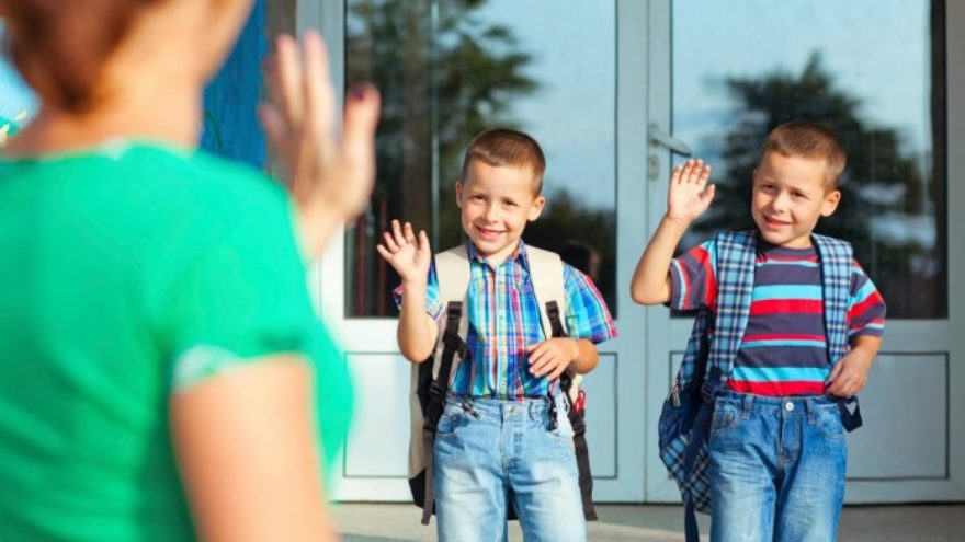 Tips for Making the First Day Back to School That Much Easier