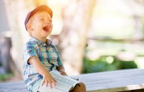 How to Encourage your Child's Sense of Humor