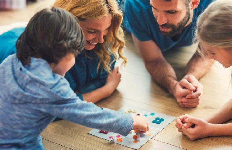 How Cooperative Board Games Foster Healthy Relationships for Kids