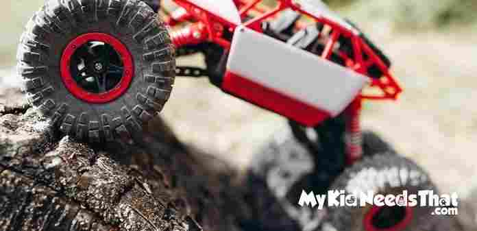 best remote control rock crawler