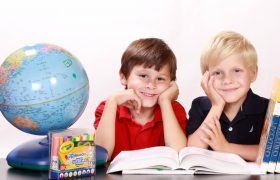 Building Confidence by Age: School Children
