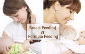 To Breastfeed or Bottle Feed: Important Aspects to Consider