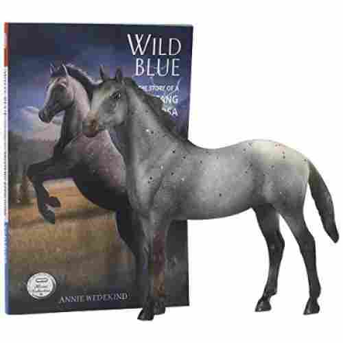 Wild Blue: Book & Set