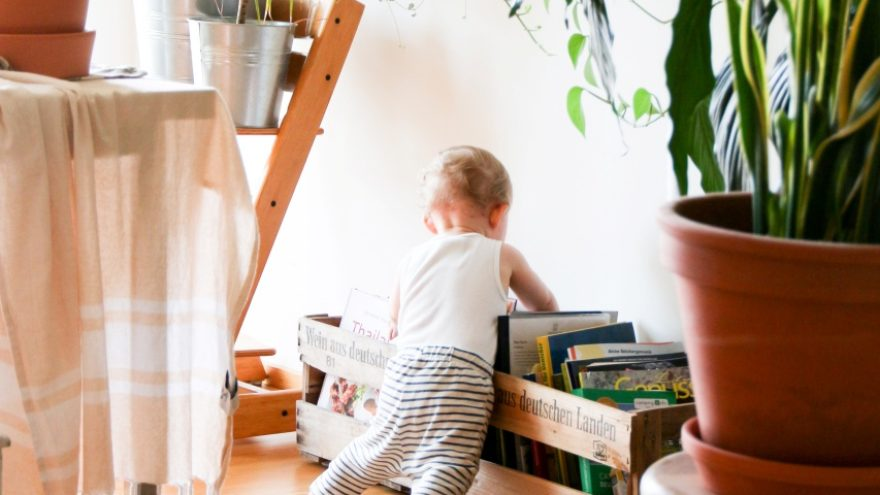 When are Kids Old Enough to Stay Home Alone