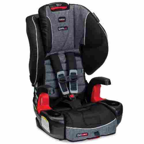 britax frontier high back booster seat clicktight