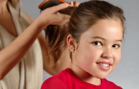 How to Care for a Kid's Long Hair